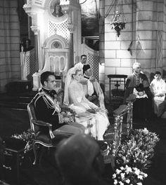El álbum familiar privado de la Boda Real de Raniero y Grace de Mónaco con motivo de su 60º aniversario - Foto 12