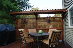 Upper deck lattice ideas   deck remodelers com decks patios outdoor enclosures