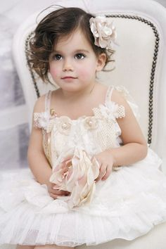 Christening Dress Christening Gown Tulle by StyledByAlexandros