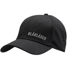 Flex fit hat with baseball design, flat cap screen  Made in Cotton spandex mix for comfortable wearing and good fit  Embroidered with a Blåkläder logo in 3D