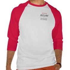 SCUM   Soaring Crew Union Member Tee T Shirt, Hoodie Sweatshirt