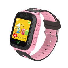 Ceasul smart pentru copii Motto TD07S dispune de functii utile pentru parinti si indragite de catre copii. Cu ajutorul pedometrului, se poate calcula si monitoriza numarul de pasi si distanta parcursa de catre micutul dumneavoastra. Pentru a incepe, descarca aplicatia SeTracker2, disponibila pe Android si iOS. Smartwatch, Cots, Smart Watch