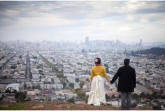 San Francisco Engagement Photography - Bernal Heights