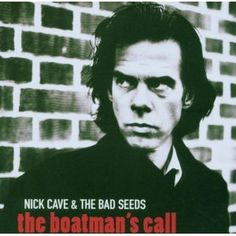 The Boatman's Call is my favorite Nick Cave album, and one of my favorite albums of all time. Nick Cave Albums, Daryl Hall, Bruce Dickinson, Bon Iver, The Bad Seed, Great Albums, Desert Island, Listening To Music, Good Music