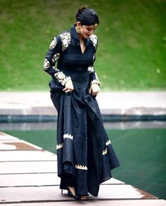 Sue Mue collection Western Dresses, Indian Dresses, Indian Outfits, Western Gown, Indian Clothes, India Fashion, Daily Fashion, Plain Dress, Floor Length Dresses