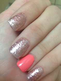 Neon pink nailsis will be my next gel manicure nails polish your nails like this nails ideas nails ideas featured color ideas see more at prinsesfo Image collections
