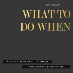 WHAT TO DO WHEN A CLIENT ASKS TO SEE ALL PHOTOS TAKEN DURING THEIR SESSION - http://www.colorvaleactions.com/blog/what-to-do-when-a-client-asks-to-see-all-photos-taken-during-their-session/