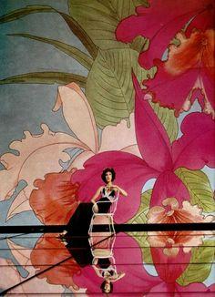 Léonard Fashion L'Officiel magazine 1975
