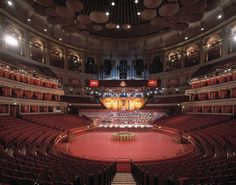 Royal Albert Hall Architecture, Photos, London Building - e-architect Church Architecture, Beautiful Architecture, Beautiful Buildings, Harrow School, Concert Stage, Theatre Design, Royal Albert Hall, Town And Country, Royal Doulton