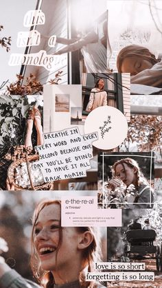 Anne With An E - Wallpaper por Daniela Alves Amybeth Mcnulty como Anne Shirley-Cuthbert Aesthetic Pastel Wallpaper, Aesthetic Backgrounds, Aesthetic Wallpapers, Tumblr Wallpaper, Wallpaper Quotes, Wallpaper Desktop, Disney Wallpaper, Girl Wallpaper, Wallpaper Door