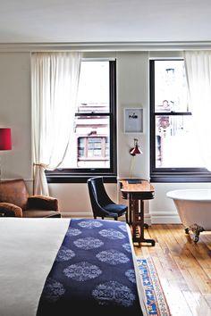 The NoMad Hotel (New York City, New York) #Jetsetter
