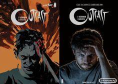 Conheça Outcast, uma HQ e uma série sobre exorcismo!