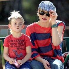 gwen and kingston