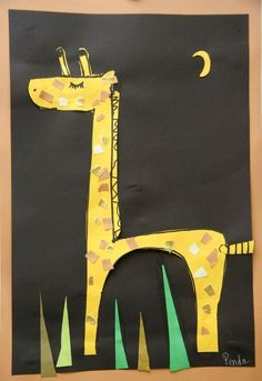 Kindergarten Giraffes