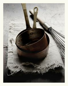 WABI SABI Scandinavia - tools, copper pots