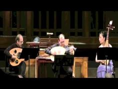 Lute Legends play Music at Noon on July 27, 2013 #chamberfest #ottawa
