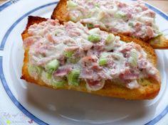 Mit Knoblauch Brot und Ofen Schnecken von Meggle in die Grillsaison