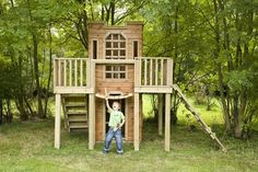 creating the perfect outdoor play area for your child