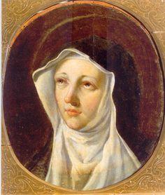 Guido Reni (1575-1642) - Santa Monica - 1648 - Madrid, Monastero de l'Escorial