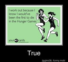 oh the Hunger Games... you know me so well