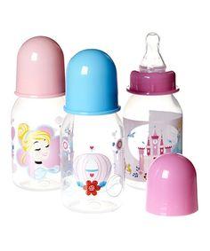 Disney Baby Disney Princess Cinderella Bottle - Set of Three Disney Princess Babies, Disney Babys, Baby Disney, Disney Princess Aurora, Toddler Bottles, Baby Bottles, Water Bottles, Bb Reborn, Reborn Babies