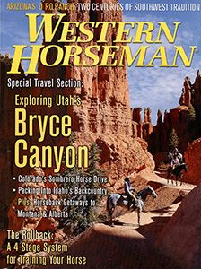 Free Western Horseman Magazine Subscription - http://www.ohyesitsfree.com/freebies/books/4442-free-western-horseman-magazine-subscription