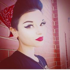 awesome 65 Rocking Ideas to Style Short Black Hair -- Choose the Best One! Check more at http://newaylook.com/best-short-black-hair/