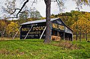 Mail Pouch Art - Chew Mail Pouch by Steve Harrington