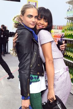 Cara Delevingne And Rihanna Cast In Luc Besson's Valérian