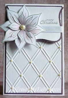 #CoutureCreations Tied Together Embossing Folder
