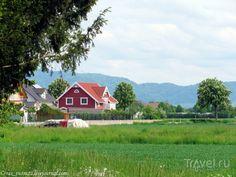 Швабская деревня