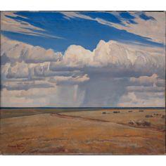The Plains. 32 x 3 Maynard Dixon. 16 x Maynard Dixon. Landscape Art, Landscape Paintings, Oil Paintings, Maynard Dixon, Missouri, Southwestern Art, Desert Art, American Art, Cool Art