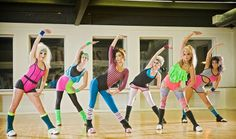 Halloween Costume Idea - 80s Workout @Keisha Egbert Egbert Carman I'm thinking this is what I'll do for your party!
