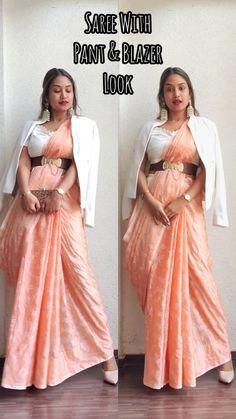 Stylish Blouse Design, Fancy Blouse Designs, Stylish Dress Designs, Designs For Dresses, Saree Blouse Designs, Indian Gowns Dresses, Indian Fashion Dresses, Indian Designer Outfits, Stylish Sarees