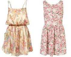 Cute dresses. these would look adorable with cowboy boots! <3
