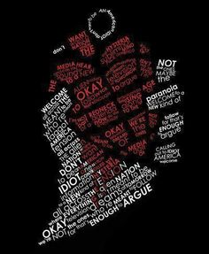 """""""The album American Idiot says that you're losing your individuality. You're…"""