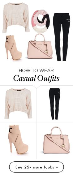 """""""Untitled #18"""" by mercija on Polyvore featuring Kate Spade and Michael Kors"""