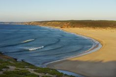 The beach of Carrapateira in the Algarve, Portugal