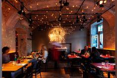 Baltazár http://baltazarbudapest.com/ | Étterem #budapest #design #restaurant #baltazár #restaurantdesign #IndoorFurniture #RestaurantFurniture