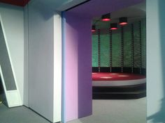 TOS Transporter Room Faragut Films Starship Sets Studio