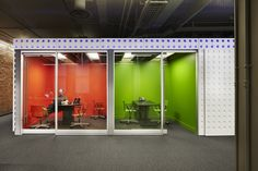 Mozilla YVR office by Hughes Condon Marler Architects, Vancouver – Canada