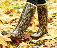boots! are IN