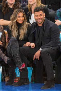 Ciara Wearing Christian Louboutin Boots