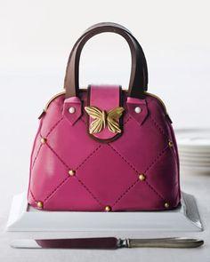 Butterfly Handbag Cake