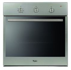 WHIRLPOOL STAINLESS STEEL 5MF OVEN- AKP560/IX/01 | Buy Now and Save