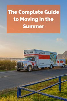 Now that summer is here, it's time for some tips on moving during the hot months! Moving Truck Rental, Summer Is Here, Make Sense, Jakarta, Need To Know, Elf, Trucks, Tips, Elves