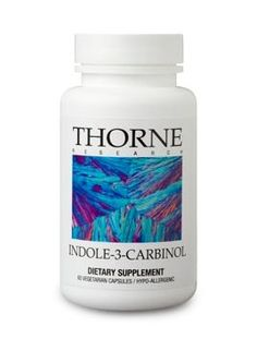 Amazon.com: THORNE RESEARCH - Indole-3-Carbinol - 60's [Health and Beauty]: Health & Personal Care