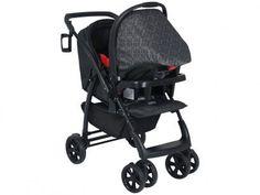 Carrinho de Bebê e Bebê Conforto Burigotto - Tempus para Crianças até 15 kg com as melhores condições você encontra no Magazine Sualojaverde. Confira!