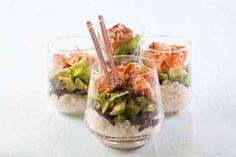 Stanchi dei convenzionali maki da ristorante giapponese take-away? Ecco qualche rivisitazione creativa del sushi che potreste essere tentati di sperimentar