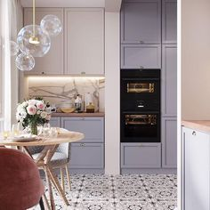 20 Inspiring Kitchen Cabinet Colors and Ideas That Will Blow You Away – Shop Room Ideas Beige Kitchen Cabinets, Neutral Cabinets, Kitchen Cabinet Remodel, Kitchen Cabinet Colors, Layout Design, Design Ideas, Small Condo Kitchen, Grey Kitchens, Wooden Kitchen
